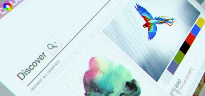Couleurs Palettes html photos