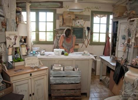 Sylvia Chesneau Atelier plume ange Moyaux Calvados