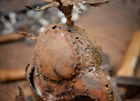 Pascal Chesneau artiste sculpteur animalier Calvados Normandie