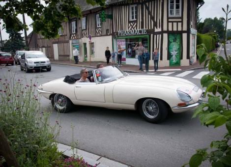 Auto Rétro Lisieux Normandie 2016 Moyaux Calvados